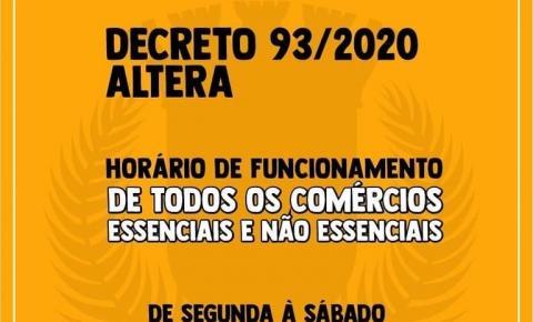 COMERCIO DE SERROLÂNDIA VOLTA A FUNCIONAR NORMALMENTE
