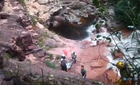 Casal de turistas franceses desaparece em trilha na Chapada Diamantina e um deles é achado morto