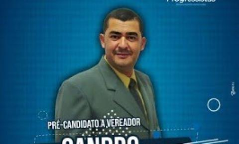 Sandro Matos se torna pré-candidato a vereador
