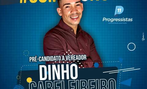 Dinho Cabeleireiro lança pré-candidatura a Vereador em Serrolândia