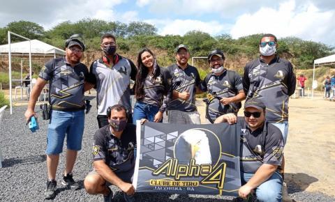 Feira de Santana: Atiradores Esportivos de Jacobina participam de copa regiona