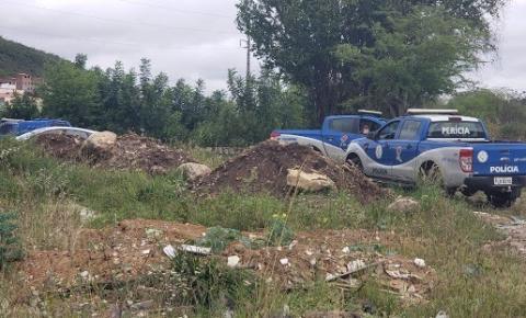 Homem encontrado morto no Condomínio Motinha em Jacobina