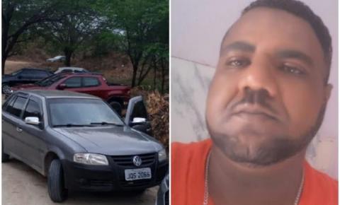 Homem pega carro para dar uma volta e desaparece em Lages do Batata, Jacobina