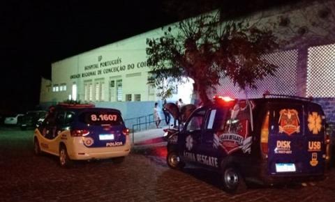 Jovem é baleado nas Casas Populares, em Conceição do Coité