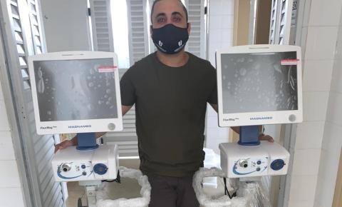 Serrolândia é contemplada via Ministério da Saúde, com 02 respiradores mecânicos
