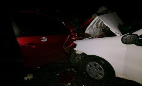 Acidente com vítima fatal na BA-052, no município de Morro do Chapéu