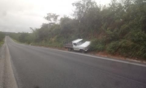 Outro acidente na BR 324 entre Novo Paraíso e Jacobina
