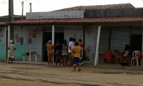 Jovem é executado dentro de um Bar no Povoado de Cova do Anjo