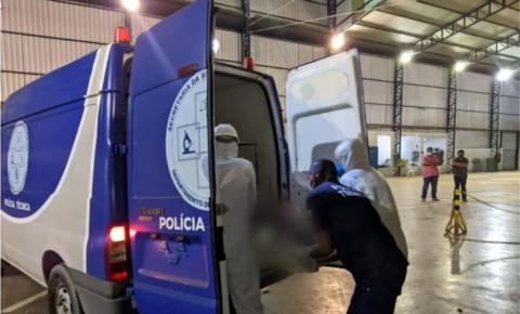 Homem morre prensado após se desequilibrar e cair em máquina enquanto trabalhava em algodoeira no oeste da Bahia