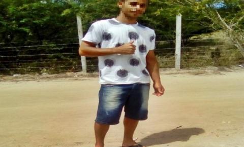 Acidente de moto deixa jovem ferido no município de Piritiba/BA