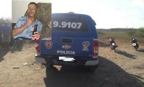 Jovem é assassindo a tiros na lagoa da saída para Barracas em Várzea da Roça