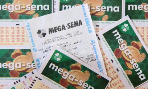 Mega-Sena acumula e vai a R$ 38 milhões - Sorteio hoje 24