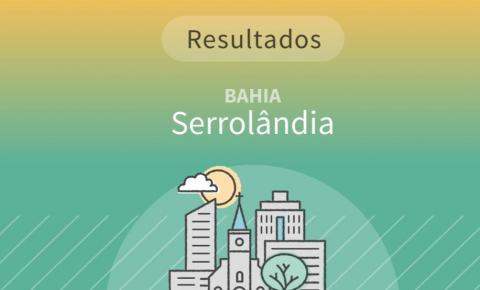 VEREADORES ELEITOS EM SERROLÂNDIA