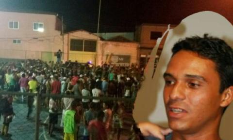 Homem é assassinado a tiros em Miguel Calmon - Imagens fortes