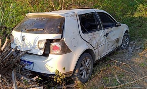 Motociclista morre ao colidir com carro no município de Pindobaçu
