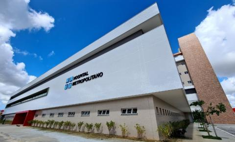 PPP do Hospital Metropolitano atrai interesse do Hospital Albert Einsten para assumir a gestão da unidade