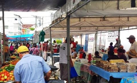 Feira Livre volta a funcionar aos sábados em Serrolândia