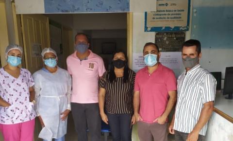 Vereadores visitam Distrito de Maracujá em busca de melhorias para comunidade