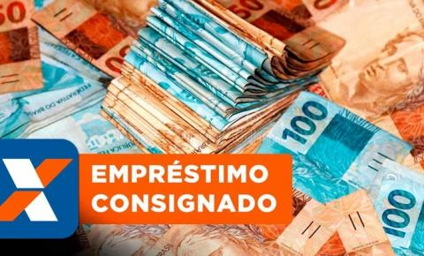 Gildo Mota assina aditivo de crédito consignado com a Caixa Econômica