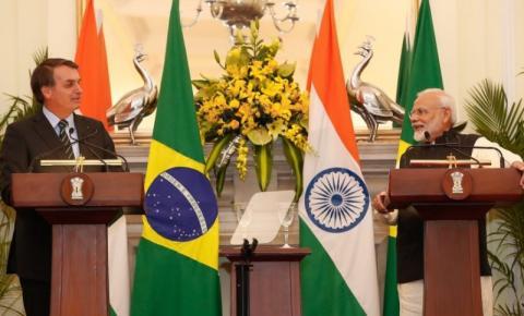 Brasil e Índia juntos na defesa dos direitos humanos