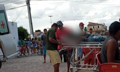 Homem morre após sofrer queda de cavalo em Novo Paraíso de Jacobina