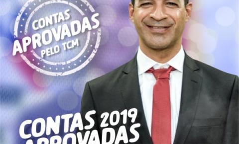 Ex. Prefeito de Serrolândia, Gonçalves do Sacolão, têm contas aprovadas pelo TCM/BA