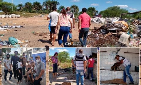 Médica Veterinária retoma os trabalhos de castrações de animais abandonados em Serrolândia-BA