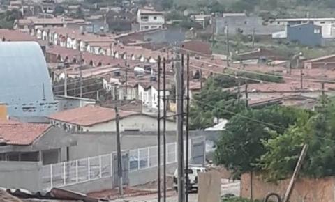 Serrolandense é morto em confronto com a polícia em Mairi