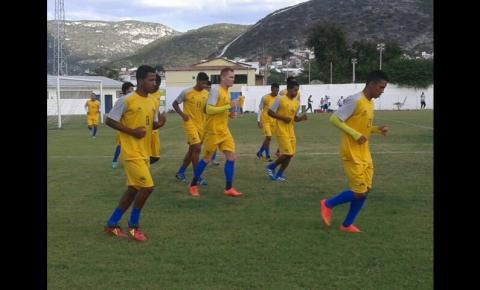 Jegue da Chapada treina forte para final da Copa Governador
