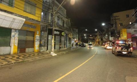 Prorrogadas, até 15 de março, medidas restritivas em Salvador e região metropolitana
