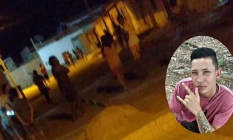 Jovem é assassinado a tiros em Lages do Batata, distrito de Jacobina