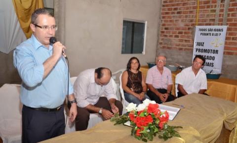 Morre Dr Aloísio Dornellas Advogado dos Sindicato dos Servidores Públicos de Serrolândia