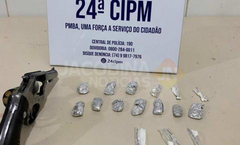 Suspeito morre após atirar contra policiais em Miguel Calmon
