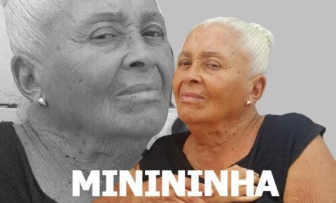 Morre aos 85 anos Dona Minininha do restaurante