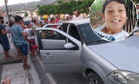 Elementos pedem R$ 1 milhão pelo resgate do garoto cigano sequestrado em Miguel Calmon