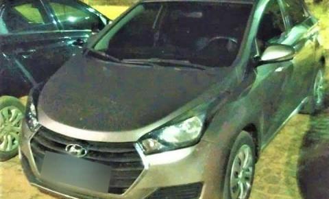 Morador de Jacobina é preso pela PRF com carro adulterado em Barreiras