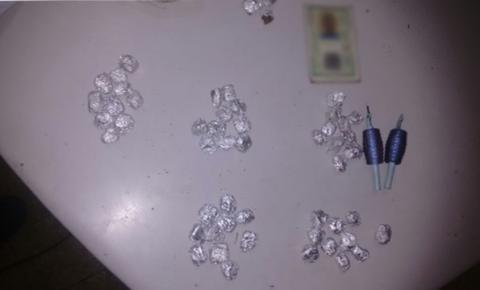 Operação conjunta da polícia militar de Piritiba e Miguel Calmon desarticula mais um ponto de droga na cidade de Miguel Calmon – veja mais