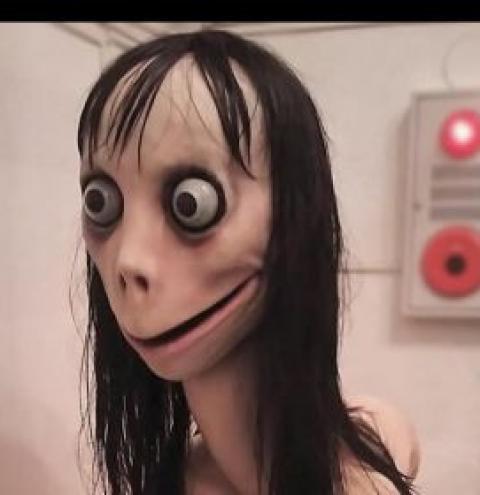 MP BA pede remoção de vídeos com Desafio do Momo que ensina crianças a suicidarem