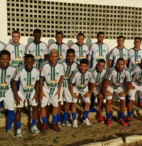 Jacobina apresenta equipe que enfrentará o Bahia no dia 29 na estreia do Baianão 2017