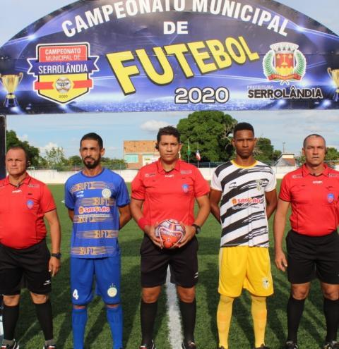 Neste domingo a bola rolou no Carneirão pela 2° rodada do Campeonato Municipal Serrolândia.