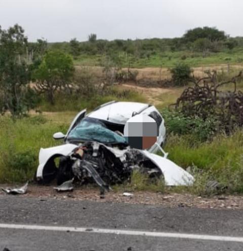Homem morre em acidente de carro na Bahia