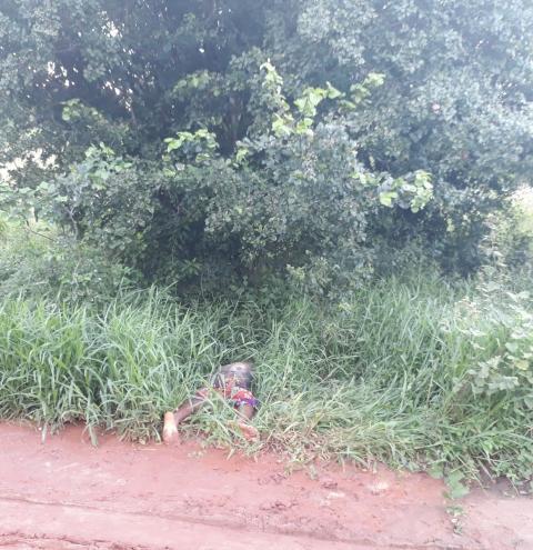 Jovem é encontrado morto no município de Mairi