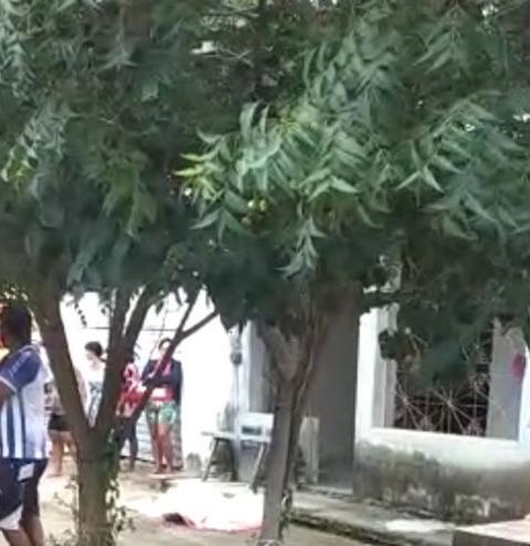 Homem é assassinado no Poço do Quilombo, município de Várzea da Roça.