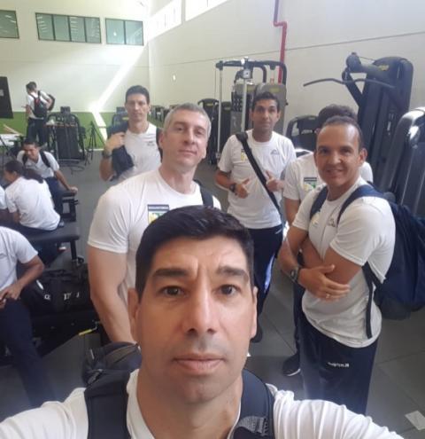 Cleriston Clay Barreto Rios ganha prêmio do melhor Assistente de Sergipe