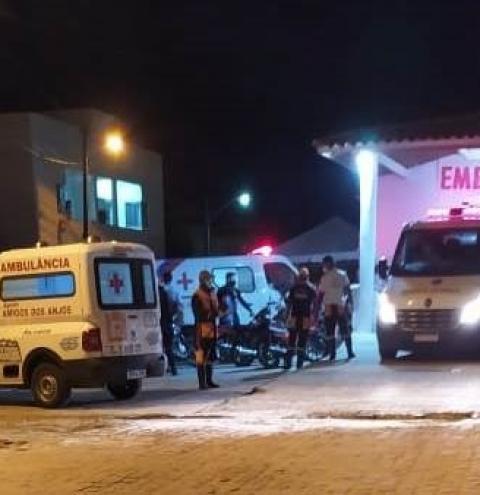 Jovem morre e outro fica ferido em acidente na BR 324 próximo a Tanquinho