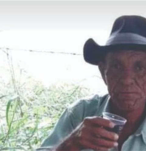 idoso é morto a golpe de facão na comunidade Sete Porcos