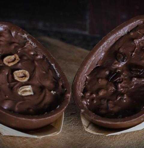 A versatilidade do licuri produzido pela agricultura familiar baiana é um diferencial na produção de ovos de Páscoa